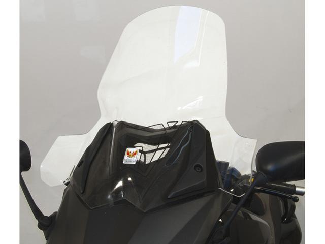 ISOTTA: YAMAHA スクーター T-MAX 530 ウインドシールド ハイプロテクション クリアー